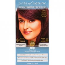 Tints of Nature Haarfarbe permanent 4RR erdrot