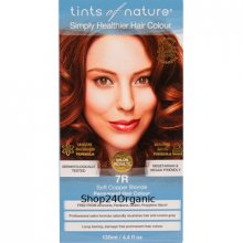 Tints of Nature Haarfarbe permanent 7R kupferblond